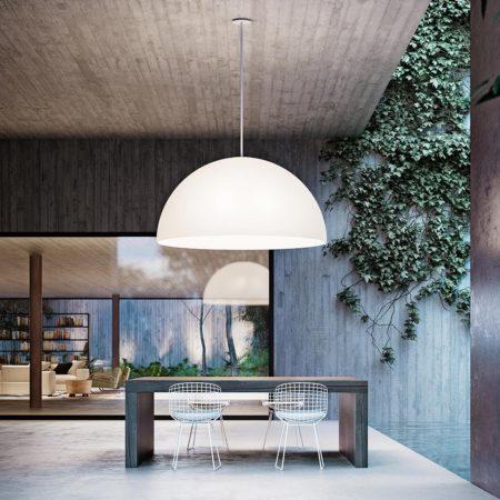 Eclairage suspensions terrasse - LedsPros-France