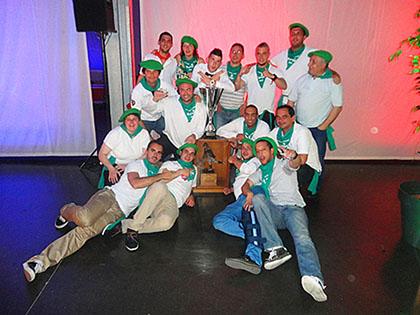 25ème tournoi international football de SPIE